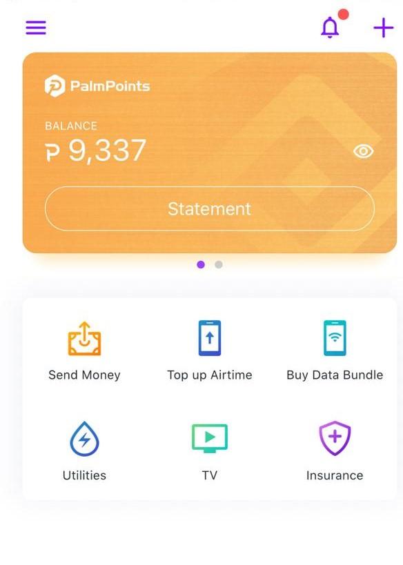 Palmpay App