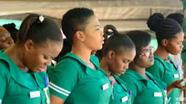 How To Fill Nursing Training College Admission Forms 2021