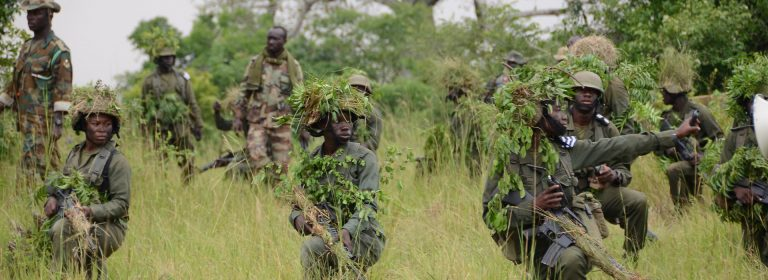 How To Join The Ghana Armed Forces - Become a Military officer in Ghana